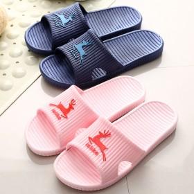 男女拖鞋家居室内浴室防滑洗澡托鞋地板情侣男居家家用