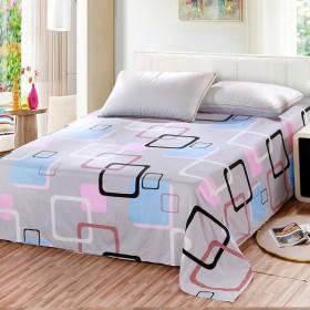 床单纯棉单件全棉单人双人床上用品1.5米1.8米