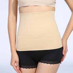 护腰带薄款夏季男女减肚子暖宫收腹束腰带腰椎间盘