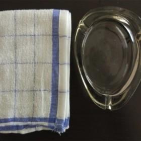 加厚吸水洗碗巾洗碗布2条