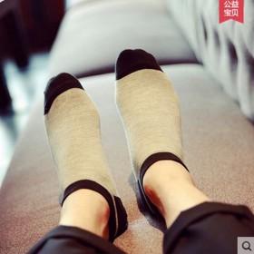 袜子男士棉袜春夏季薄款低帮短袜船袜四季短筒运动防臭