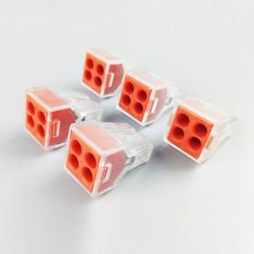 10只装电线连接器接线端子快速接线器 PCT-21