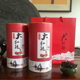 正宗大红袍500克配礼袋武夷山岩茶