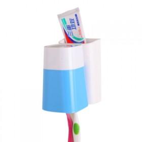 单个挂杯 架多彩收纳盒洗漱刷牙杯牙刷架