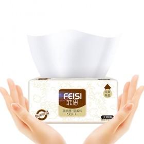 【6包】抽纸卷纸餐巾纸卫生纸巾面巾纸手帕纸厕纸湿巾