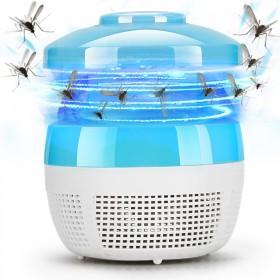 孕妇婴幼儿灭蚊灯家用无辐射吸蚊蝇机吸入式捕蚊器驱蚊