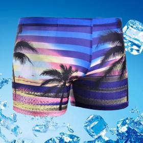 男士时尚游泳裤温泉休闲潮款运动短裤
