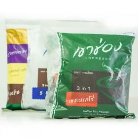 泰国进口高崇五味三合一速溶咖啡 摩卡咖啡505g