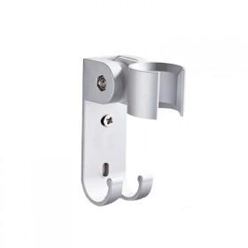 新款高品质太空铝带小双钩底座