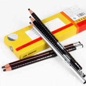 日本笔芯 1818拉线眉笔防水防汗不晕染 易上色