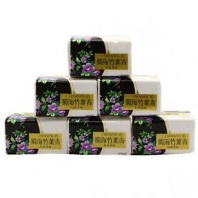 竹浆抽纸抽取式面巾餐巾纸环保健康家用6包