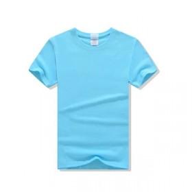 纯棉圆领儿童班服定制广告衫文化衫