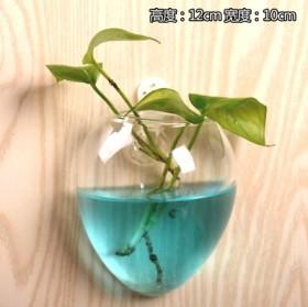 鼠标壁挂水培花瓶