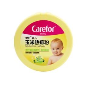 爱护婴儿宝宝玉米热扉粉防痱去痱止痒干爽吸汗140g