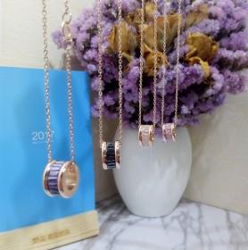 拍下两件 精致水晶罗马项链配9.9元优质蕾丝颈带