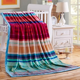 大规格2米毛毯法莱绒毛毯