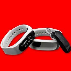 智能手环蓝牙耳机通话电话运动计步器健康手表睡眠男女