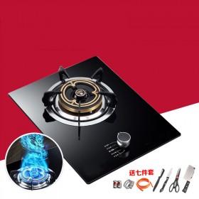 欧派樱花节能单炉台式嵌入式单个单灶单头天然气液化气