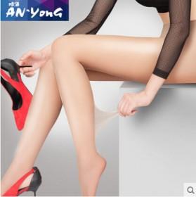 丝袜连裤袜防勾丝夏季超薄黑肉色薄款性感长筒打底女袜