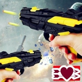 创意儿童玩具枪水弹软弹枪