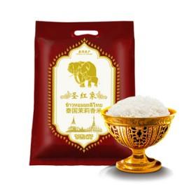 泰国茉莉香米 泰国香米新米 长粒大米进口香米5斤