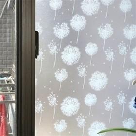 磨砂玻璃贴膜透光不透明阳台卫生间浴室办公室窗户贴膜