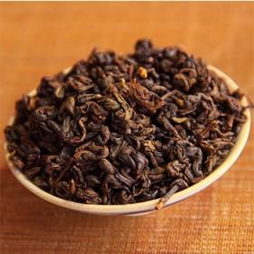 滇红茶100g特级云南凤庆红茶叶袋装散装全单芽金螺