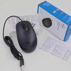 【通用鼠标】戴尔有线鼠标 USB笔记本台式电脑通用