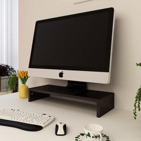 电脑显示器增高架子底座桌面键盘置物架办公桌面收纳支