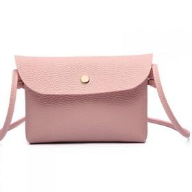 新品信封包时尚手拿包简约单肩斜跨包小包手机包