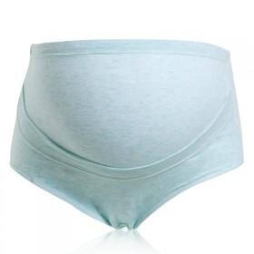纯棉孕产妇高腰托腹内裤