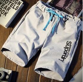 夏季短裤男五分裤宽松休闲运动裤