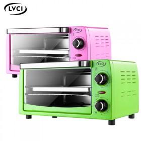 LVCI 电烤箱家用烘焙多功能自动迷你小型烘焙蛋糕
