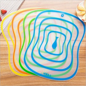2个大号厨房家用磨砂切菜板水果板