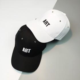 小清新字母棒球帽韩版潮鸭舌帽子遮阳帽