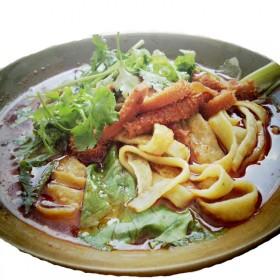 酉阳龚滩贵州特产小吃锅巴粉农家自制纯天然绿豆粉