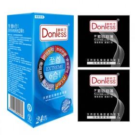 马来西亚进口多乐士30只混装避孕套
