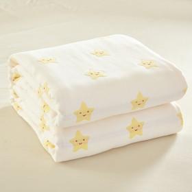 六层纱布儿童毛巾被空调被子