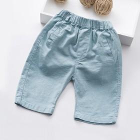 男童短裤夏童装潮