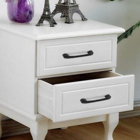 美式橱柜子抽屉拉手哑黑色衣柜门把手现代简约欧式单孔