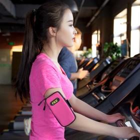 男女运动装备健身臂袋腕包苹果7plus臂带手臂包臂