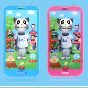 充电触屏儿童仿真玩具手机婴儿宝宝音乐故事早教电话机