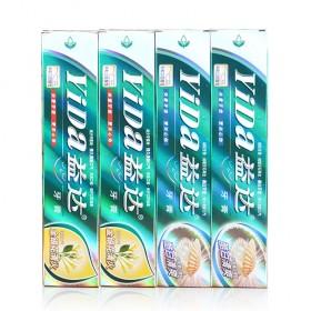 牙博士牙膏酷白清120gx2金银花清火120gx2