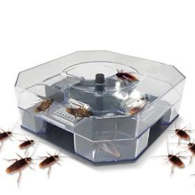 大号家用蟑螂屋蟑螂捕捉器蟑螂盒捕捉器蟑螂诱捕