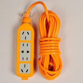 【2米】电排插排加长接线板插座 家用插线板