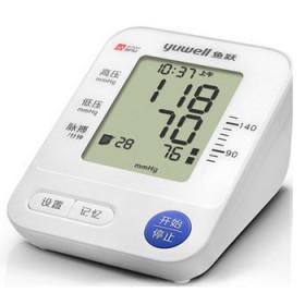 鱼跃电子血压计家用上臂式