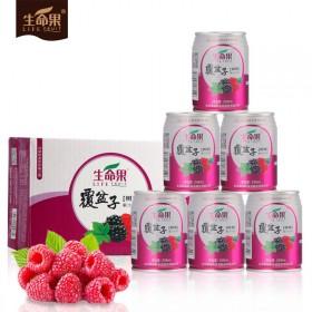 生命果树莓果汁饮料248ml x 6罐