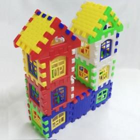 儿童积木玩具益智3 6 1 2周岁男 女孩婴儿宝宝