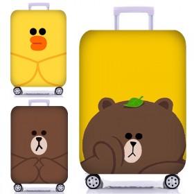 行李箱保护套旅行箱拉杆箱弹力箱套加厚耐磨