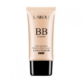莱蔻bb霜 遮瑕 隔离霜裸妆保湿补水美白淡斑修复粉